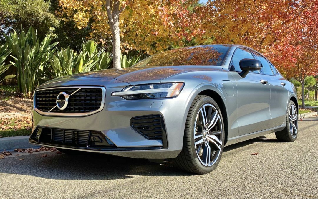 2020 Volvo S60 T8 Plug-in Hybrid Review