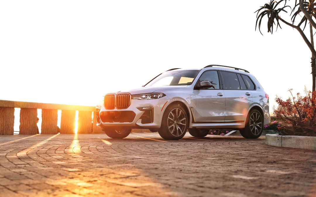 2020 BMW X7 M50i Review
