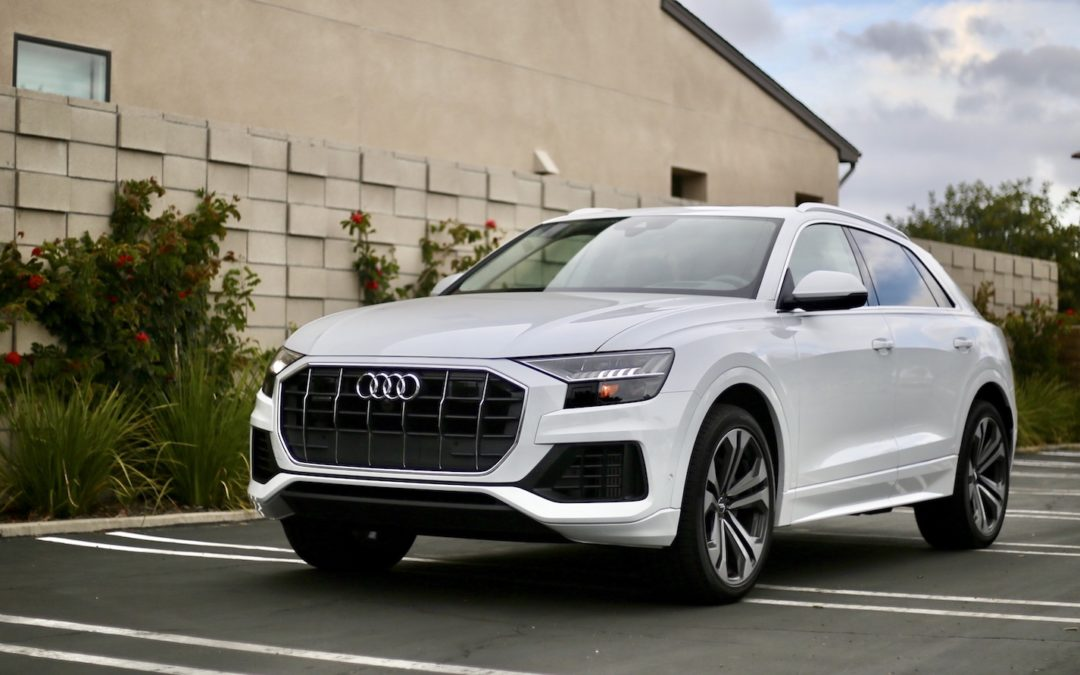 2019 Audi Q8 Prestige Review