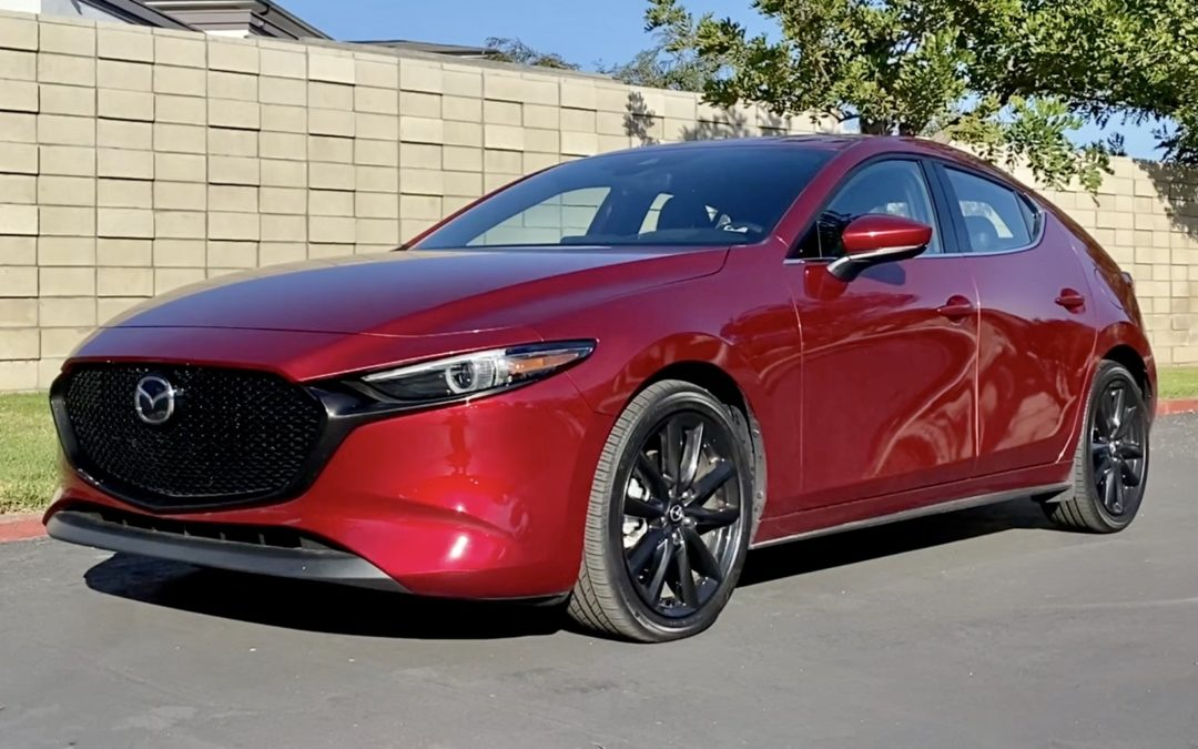 2020 Mazda3 AWD Hatchback Review