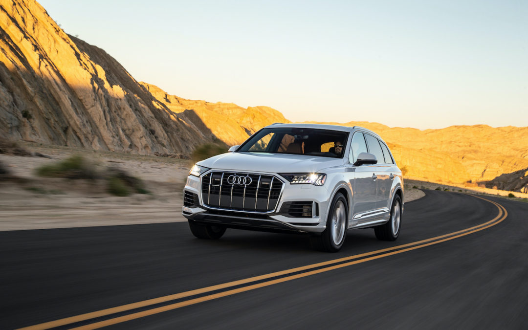 2020 Audi Q7 First Drive Review