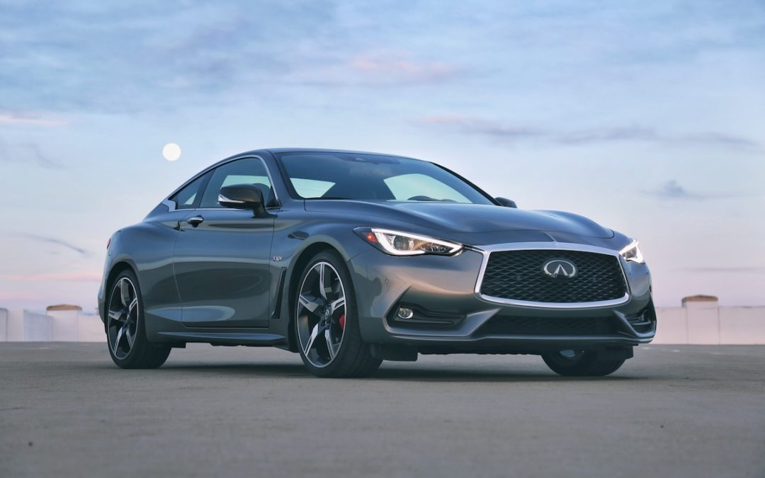 2020 Infiniti Q60 Red Sport 400 AWD Review