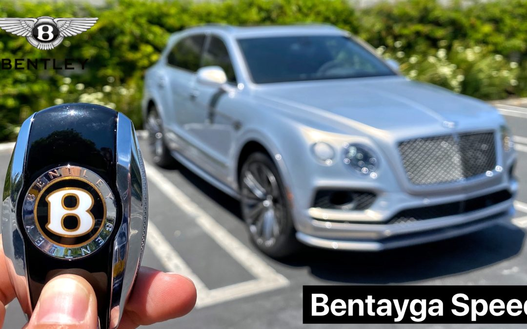 Bentley Bentayga Speed W12 Video Review