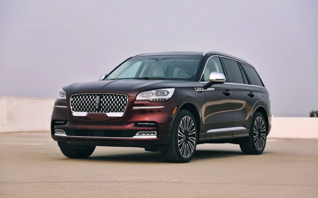 2020 Lincoln Aviator Black Label Review