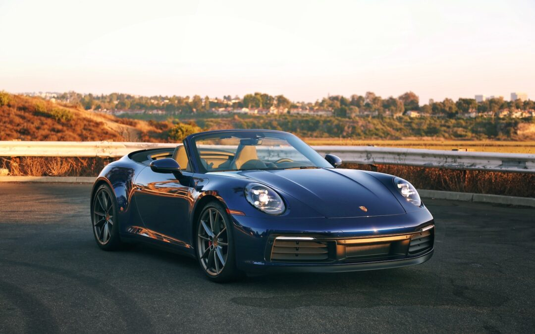 2020 Porsche 911 Carrera S Cabriolet Review