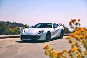 812 superfast front angle wide