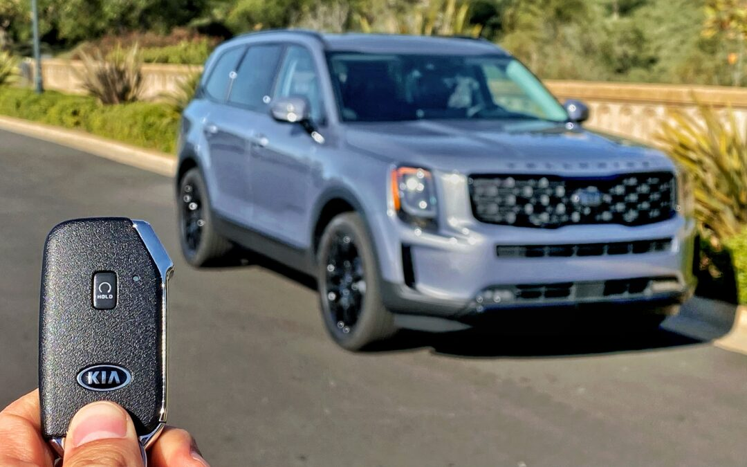 2021 Kia Telluride Nightfall Edition Video Review