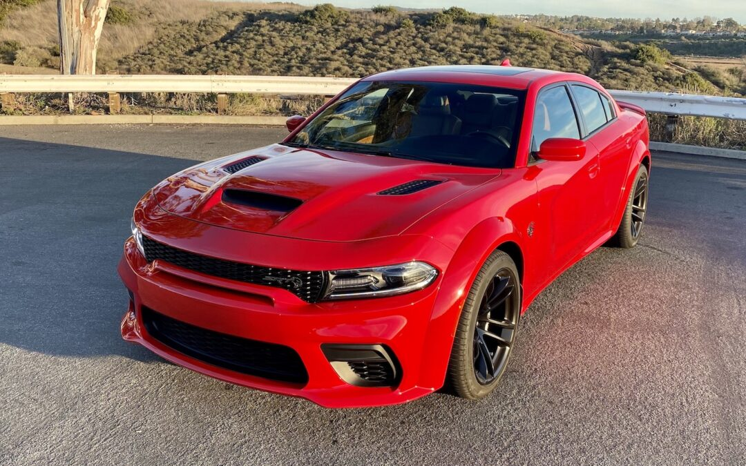 2021 Dodge Charger SRT Hellcat Redeye Video Review