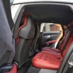 e-tron rear seats