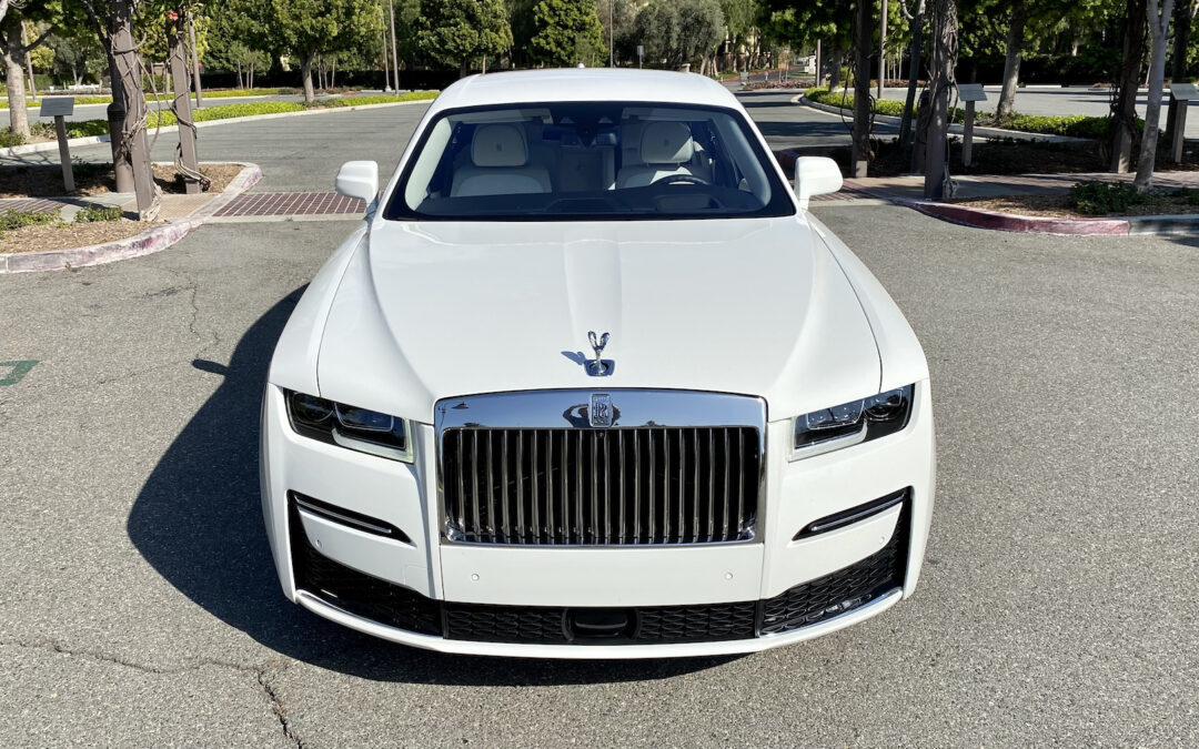2021 Rolls-Royce Ghost Video Review