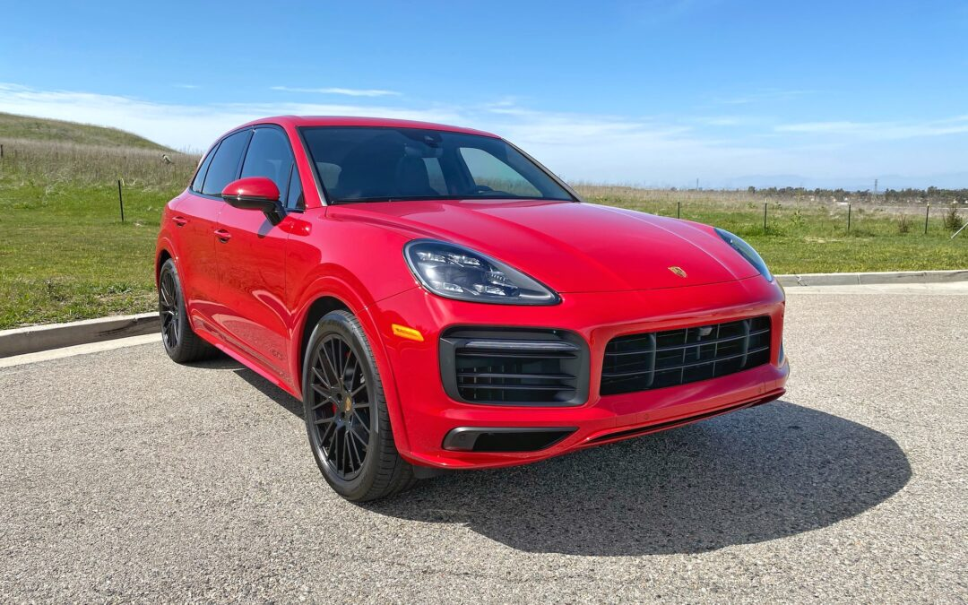 2021 Porsche Cayenne GTS Video Review