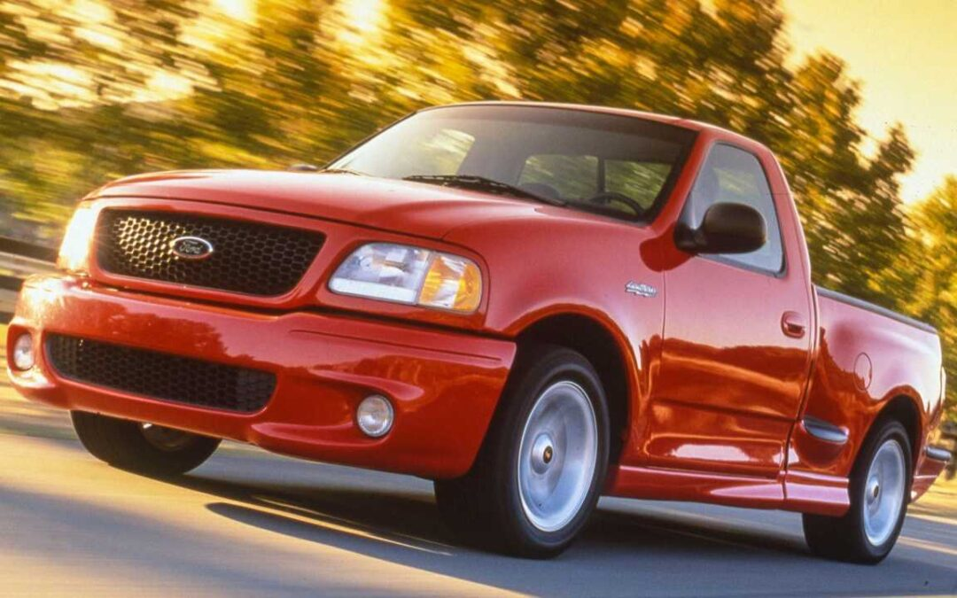 Ford's F-150 Lightning Will Return as an Electric Pickup