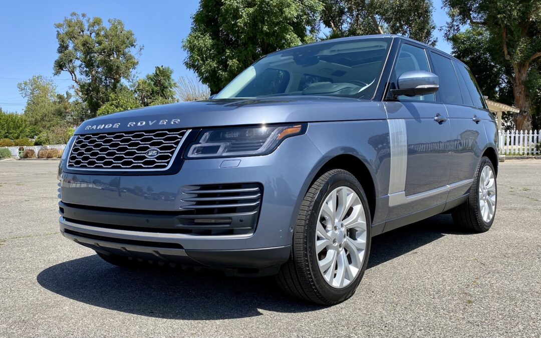 2021 Land Rover Range Rover HSE Westminster Video Review