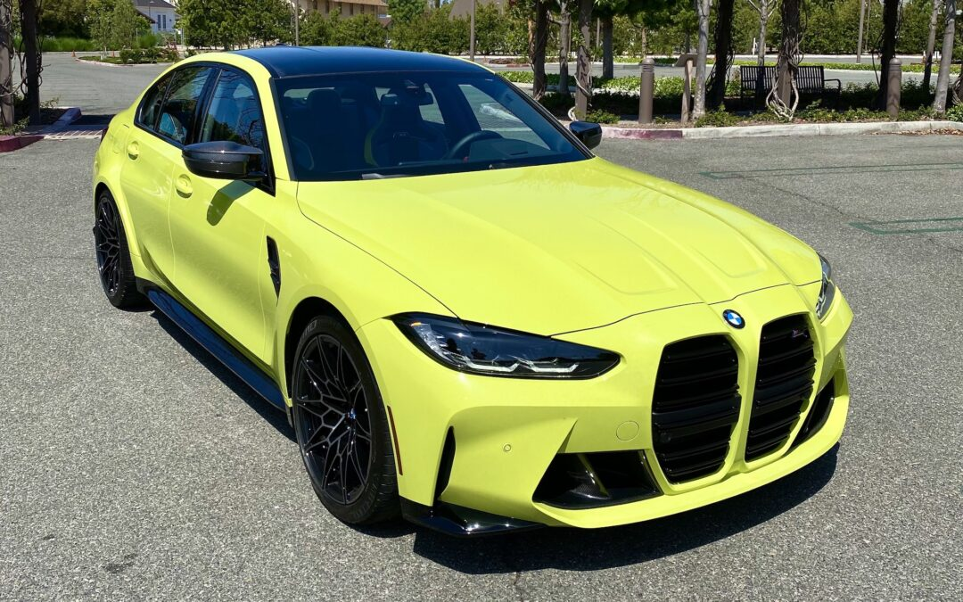 2021 BMW M3 Competition Video Review