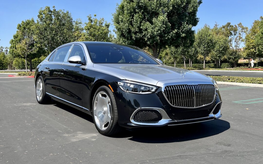 2021 Mercedes-Maybach S 580 Video Review
